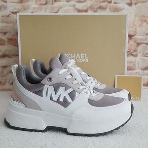 New  Michael Kors Ballard Low-Top Sneakers
